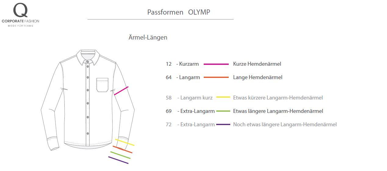 Olymp-rmell-ngen-Hemd